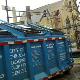 Services Chicago by Recycling Dropoff Center Recycling Center 1600 Ashland