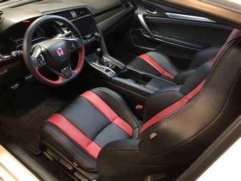 leather seats installed  honda civic forum
