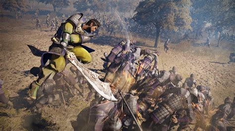 dynasty warriors   details   combat features