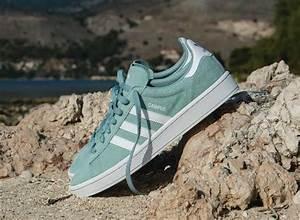 adidas Campus Tactile Green BZ0082 | SneakerFiles