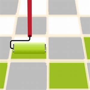 Peindre Sur Du Carrelage : peindre du carrelage au sol carrelage ~ Melissatoandfro.com Idées de Décoration