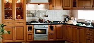 delicious meubles haut cuisine bois meuble cuisine bois With deco cuisine pour meuble a vendre
