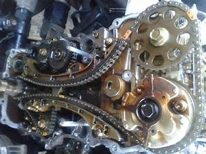 Timing Cover Leak Fix    Timing Chain Replacement W