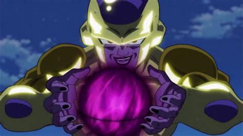 freezer dorato domina lhakai del dio della distruzione
