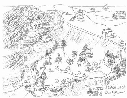Catalina Island Jack Campground