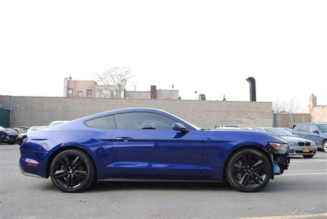 Mustang For Sale by 2015 Ford Mustang Rebuildable Salvage Wrecked For Sale