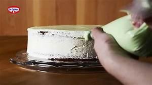 Buttercreme Dr Oetker : how to torte mit buttercreme dekorieren zweifarbig youtube ~ Yasmunasinghe.com Haus und Dekorationen