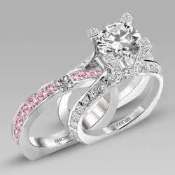 pink engagement ring 25 best ideas about pink wedding rings on pink engagement ring pink