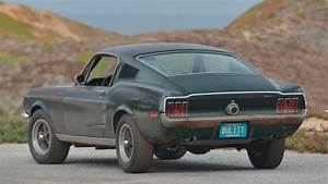 Ford Mustang used in 'Bullitt' fetches $3.4-M at auction