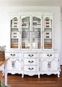 summery white chalk paint furniture makeovers With kitchen colors with white cabinets with laura ashley wall art