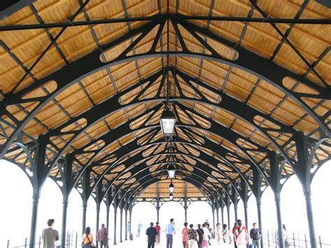 Amazing Steel Trusses With Regard To 16 Best Images About Ceiling On Pinterest Timber Ceiling