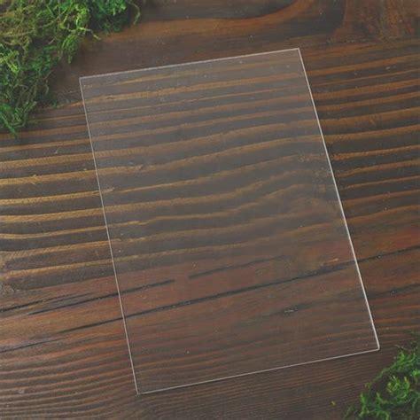 5x7 Acrylic Blanks