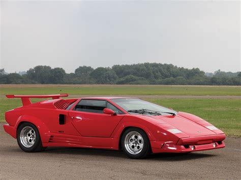 how to work on cars 1990 lamborghini countach seat position control rm sotheby s 1990 lamborghini countach 25th anniversary london 2014