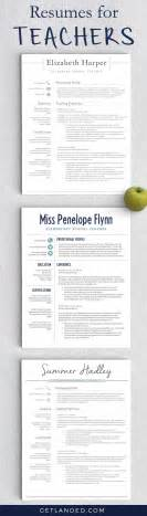 best resumes of teachers 17 best ideas about resumes on teaching