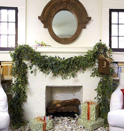 easy eucalyptus garland wedding decor