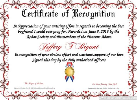 certificate  recognition  certificate templates