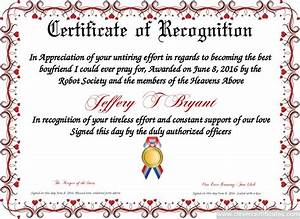 best 25 sample certificate of recognition ideas on With document recognition library