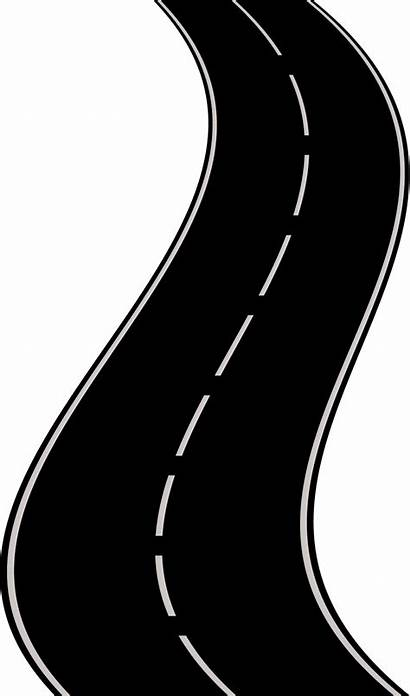 Road Transparent Animated Animation Highway Clipart Icon