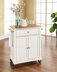 Crosley Portable Kitchen CartIsland By OJ Commerce