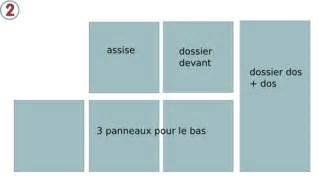 Patron Housse De Chaise Mariage Gratuit by Housse De Chaise