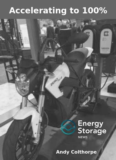 Accelerating to 100% | Energy Storage News