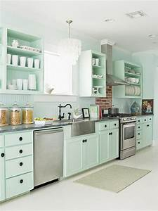 80 cool kitchen cabinet paint color ideas With kitchen colors with white cabinets with art sticker