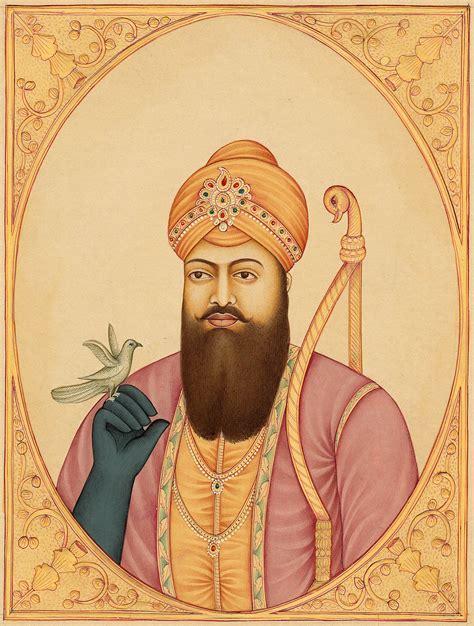 Sri Guru Hargobind Sahib Ji (6th Sikh Guru) | Discover Sikhism