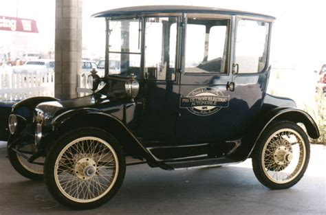 Other Electric Cars by 1915 Detroit Electric
