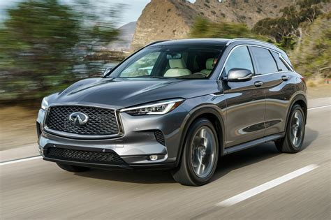 2019 Infiniti Qx50 Reviews And Rating  Motor Trend