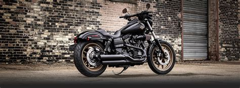 Harley Davidson Low Rider S And Cvo Pro Street