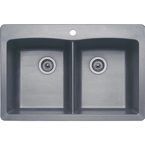 buying a kitchen faucet blanco dual mount granite composite 33 in 1