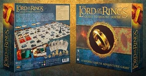 games workshop releasing  lord   rings quest