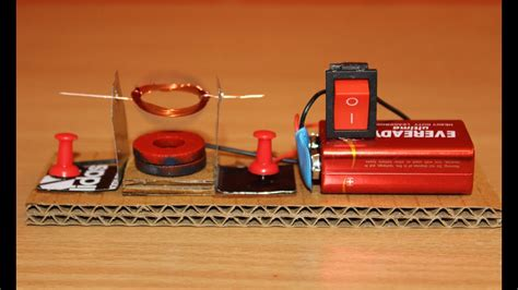 Build An Electric Motor by How To Build An Mini Electric Motor Simple