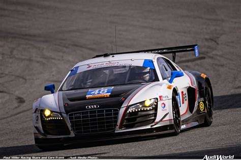 Paul Miller Audi by Paul Miller Racing And Cars Event Audiworld