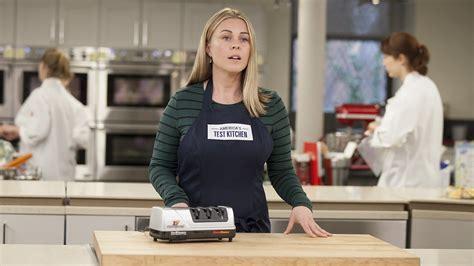 americas test kitchen calls  chefs choice trizor xv   knife sharpener youtube