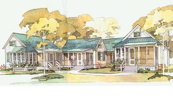 tideland haven coastal living house plans
