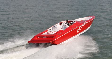 Donzi Jet Boat Engine by A New Boat From Donzi 3