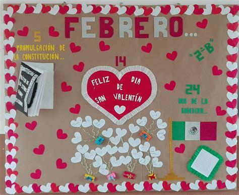 Periódico Mural: Febrero 2016 Escuela Telesecundaria