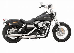Harley Davidson Auspuff : harley davidson dyna fxdc super glide custom fxdb street ~ Jslefanu.com Haus und Dekorationen