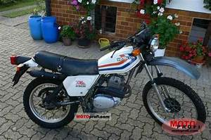 Honda 1980 Xl250s Exhaust