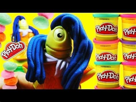 play doh haircut play doh lilo stitch pleekley hairstyle mcdonalds