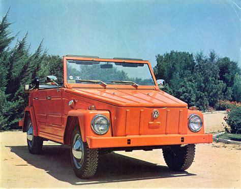 volkswagen type 181 vw thing sales brochures dastank dastank com vw thing
