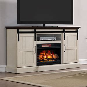 white fireplace tv stand electric fireplace entertainment center tv stands