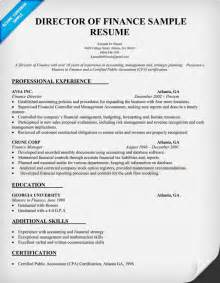 finance director resume sle resume template qualifications dental vantage dinh vo dds