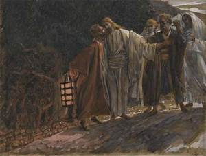 Station 2. Jesus Is Betrayed by Judas and Arrested ...