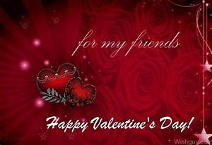Valentine's Day Wishes For Friends - Wishes, Greetings ...