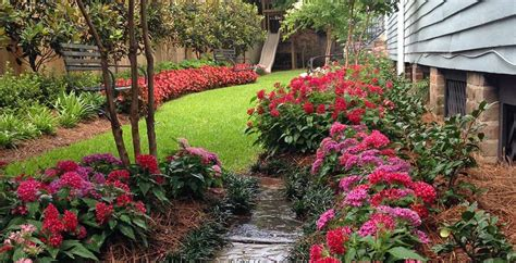 garden landscapes pictures ponseti landscaping uptown new orleans and lakeview gardener and landscape architect