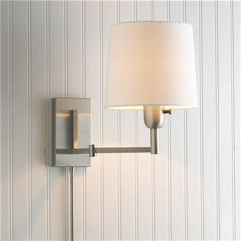 Yellow Glass Lamps by Wall Mounted Swing Arm Lamps 10 Great Ideas For Reading