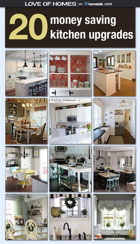 cost for kitchen cabinets money saving kitchen upgrades idea box by sallyloveofhomes 5886