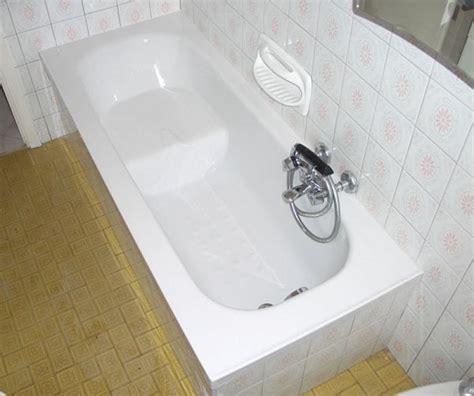 vasche da bagno a sedere vasca sovrapposta con sedile alex giurato by vasca ok